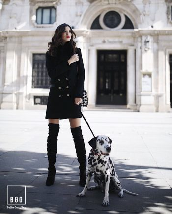 Chaqueta Scarlett BGG Couture