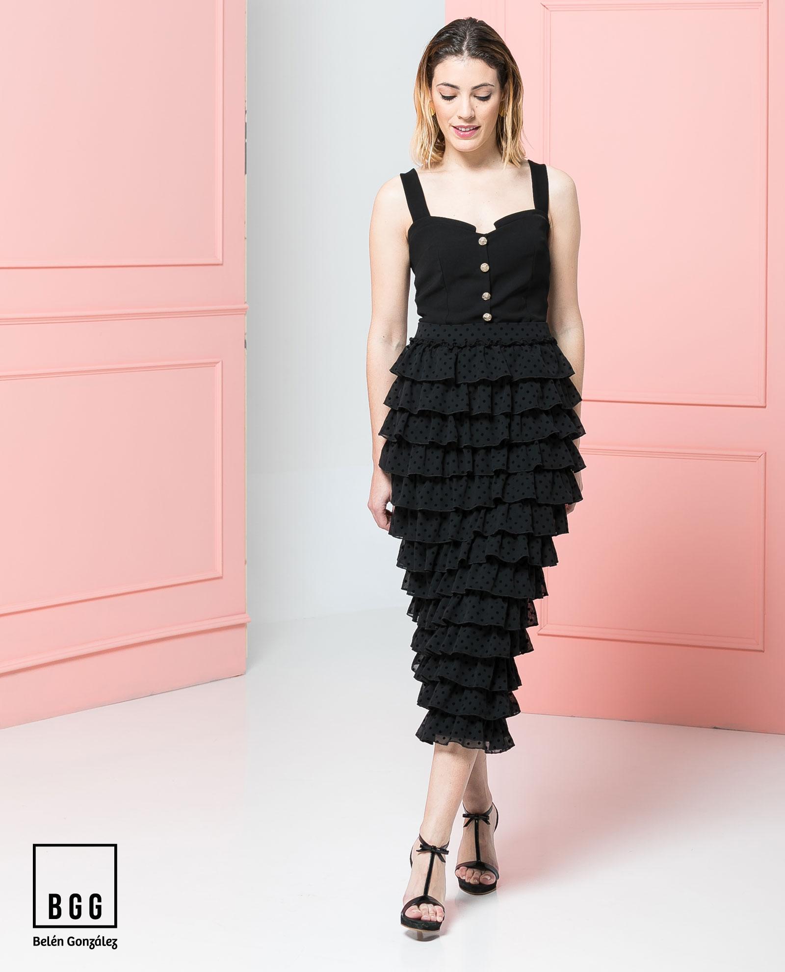 Vestido de Fiesta Geovanna - BGG Couture