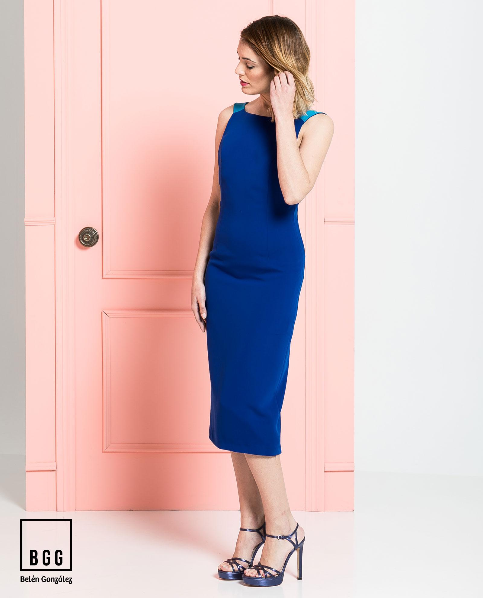Vestido de Fiesta Isabella - BGG Couture