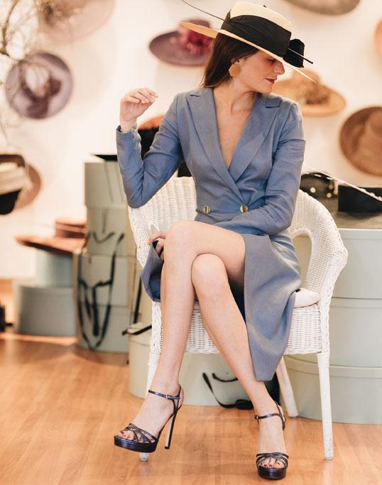 Vestidos esmoquin para mujer